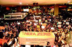 Manifestação Tarifa Zero