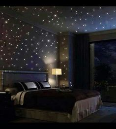 Cool idea for a ceiling