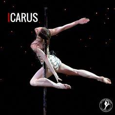 icarus pole dance - Recherche Google