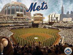 Baseball Helmet, Mets Baseball, Baseball Field, Ny Mets, New York Mets, Lets Go Mets, Sports, Hs Sports, Sport