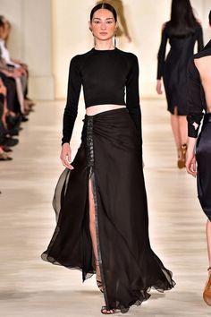 Ralph Lauren, Весна-лето 2015, Ready-To-Wear, Нью-Йорк