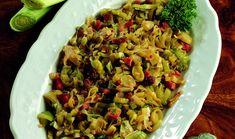 Prosciutto Cotto, Sprouts, Vegetables, Food, Essen, Vegetable Recipes, Meals, Yemek, Veggies