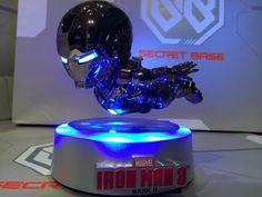 Iron Man Floating Action Figure