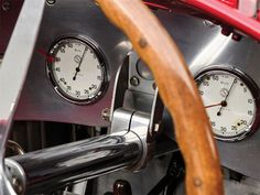 AUTO ITALY MILANO ALFA ROMEO - TIPO - B P3 - FULL DRIVE - L8 - 2,9L - 255HP - 701K - RED METAL - 1934