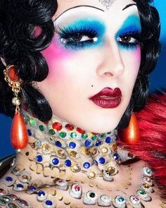 The beautiful queen herself, Violet Chachki