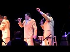 The Four Tops, Walk Away Renee, NYCB Theater, 02-04-2012