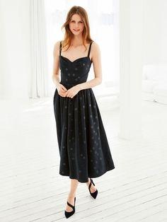 Платье с лифом-корсажем 11/2015 101с