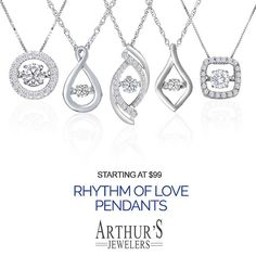 This heartbeat collection pendant has a diamond that moves and this heartbeat collection pendant has a diamond that moves and sparkles with every beat of her heart fashion pinterest diamond and pendants aloadofball Choice Image
