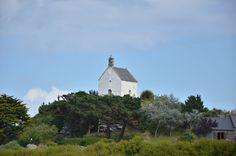 La chapelle St Barbe à Roscoff.