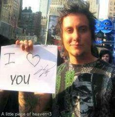 I love you too Syn!