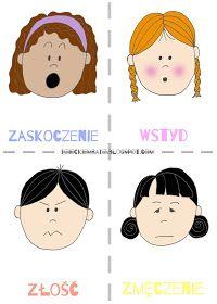 Dzieckiem bądź: Emocje dla dzieci Diy And Crafts, Crafts For Kids, Polish Language, Teacher Inspiration, Child Day, Kids Education, Asd, Social Skills, Preschool Activities
