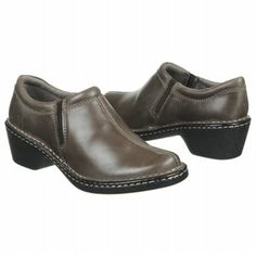 Eastland Amore Shoes (Grey Leather) - Women's Shoes - 10.0 M