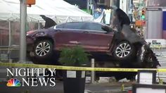 NNYC Times Square: 1 Dead, 22 Injured As Car Rams Pedestrians. It seems that the driver (a former military), who was detained by the police, was (once again, as the media say) under influence.  Reblogged from the NBC News on YouTube - link https://www.youtube.com/watch?v=aF4II38S9oY The rights for this video belong to the NBC channel