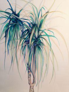 hand drawn Palm
