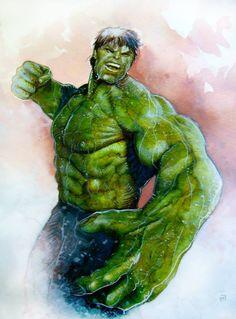 Hulk by Hénanff Fabrice