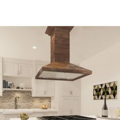 Jonathan Alonso Board: Appliances, Stoves, and Ovens Island Vent Hood, Kitchen Island With Stove, Kitchen Vent Hood, Kitchen Fan, Modern Kitchen Island, Kitchen Stove, Kitchen Ideas, Island Stove, Kitchen Planning