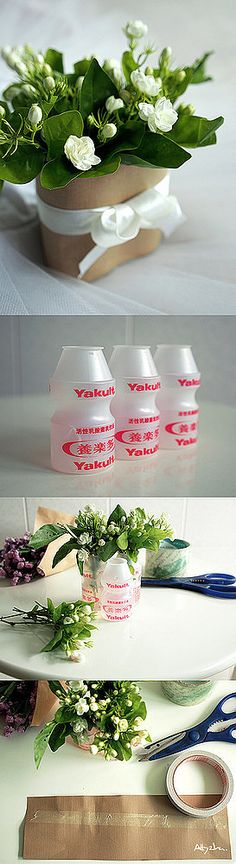 Oh! Good idea for me, because I drink Yakult everyday.