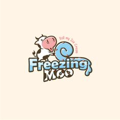 Rolling Ice Cream Logo Design by 300_team