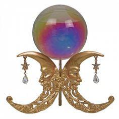 Merlin's Moon Crystal Ball