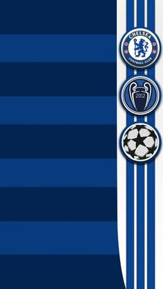 Football Wallpapers - Chelsea Football Club on Behance Chelsea Wallpapers, Chelsea Fc Wallpaper, Chelsea Football Club, Football Team, Chelsea Players, Blue Football, College Football, Chelsea Champions, Nfl Buffalo Bills