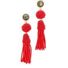 Lizzie Fortunato Havana Earrings #uryourstyle #modaliststyle www.modalist.com