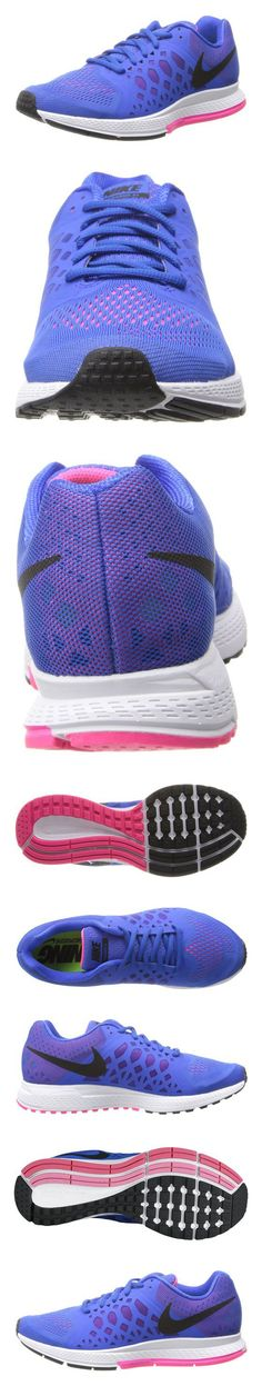 online store d9ac8 afcfc  100 - Nike Women s Zoom Pegasus 31 Hyper Cobalt Black Hyper Pink Running  Shoe 8 Women US  shoes  nike  2011