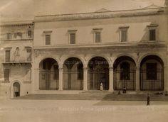 Piazza di San Pietro in Vincoli – Chiesa omonima Anno: 1875 ca