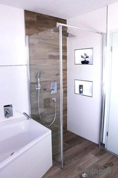 Die 9 besten Bilder von bad holzfliesen | Bathroom, Home decor und ...