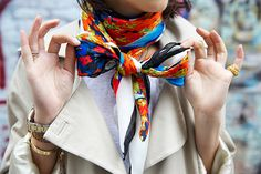 Spotted: The Neckerchief