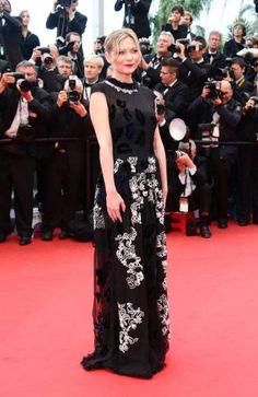 Labito di Kirsten Dunst sul red carpet
