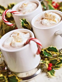Your guests will love this rich #chocolate spiced chai tea! (via @Better Homes and Gardens http://www.bhg.com/recipe/drinks/chocolate-chai/?socsrc=bhgpin110612chocolatechai)
