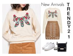 """""""Floral Day"""" by trendy21com on Polyvore"""