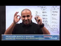 Vídeo 02 - Gestão Pessoas - Recursos Materiais - MPU