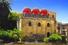 Church of San Cataldo, Palermo (Sicily), Italy