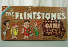 The Flintstones Stoneage Game