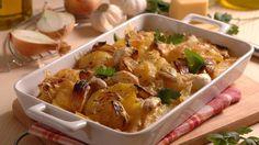 Rozvoňajú kuchyňu: Cesnakovo-cibuľové zemiaky - Pluska.sk