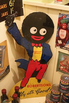 The Robertsons Golliwog,as he is known. 1970s Childhood, Childhood Memories, Enid Blyton, Laetitia, 80s Kids, Vintage Advertisements, Vintage Ads, Bear Toy, Old Ads