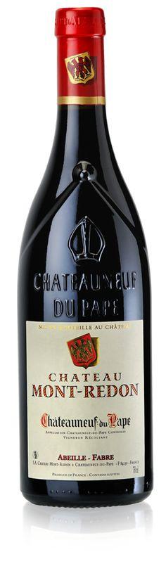 France 14.50° Rouge 2006 Domaine : Château Mont-Redon