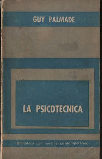 La psicotecnica (Guy Palmade)