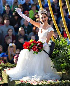 2014 Rose Parade Queen.
