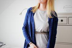 TIME FOR SANDALS Modezeilen.blogspot.com #fashion #modezeilen #fashionblogger #inspiration #streetstyle #cardigan #blue #mango #h&m #outfit #comfy #casual