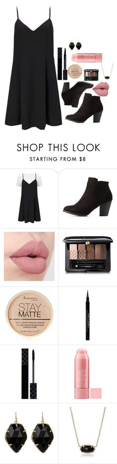 """""""choir concert 🎤"""" by abby14310 ❤ liked on Polyvore featuring Miss Selfridge, Charlotte Russe, Guerlain, Rimmel, Givenchy, Gucci and Kendra Scott"""