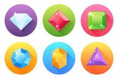 cartoon jewel icon - Google 검색