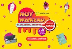 banner elefant hot weekend