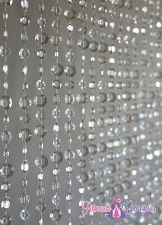 Diamond Curtain, Crystal Curtain, Beaded Curtain, Cute Apartment Decor, Fancy Event Decor
