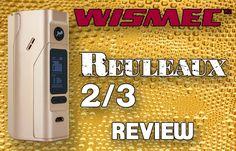 WISMEC Reuleaux RX2/3 Review Spinfuel VAPE Magazine