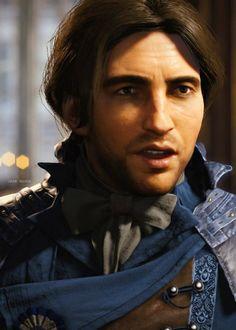 Visit Assassins Creed World for moreassassins creed goodies Arno Victor Dorian, Assassian Creed, Assassins Creed Unity, Hot, Handsome Guys, Devil, Audi, Gaming, Characters