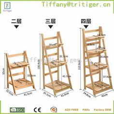 DIY Ladder Shelf – making it in the mountains - New ideas Garden Shelves, Plant Shelves, House Plants Decor, Plant Decor, Diy Furniture Plans, Pallet Furniture, Diy Ladder, Plant Ladder, Diy Plant Stand