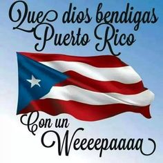 GOD BLESS PUERTO RICO