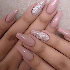 Further 40 trendy coffin nails plan ideas coffinnails 4 .- Further 40 trendy coffin nails plan ideas coffinnails 40 trendy coffin nails - Magenta Nails, Mauve Nails, Maroon Nails, Oxblood Nails, Rose Gold Nails, Neutral Nails, Shellac Nails, Nail Nail, Burgendy Nails